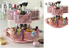 Cosmetic Makeup Organizing Carousel, Lazy Susan Base, Organizes Cosmetic Makeup