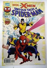 untold tales of spider man 21  marvel