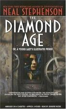 The Diamond Age : Or, a Young Lady's Illustrated Primer by Neal Stephenson A5