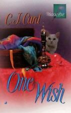 One Wish by C. J. Card (1998, Paperback)