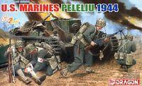 Dragon 1/35 6554 WWII US Marines (Peleliu 1944) (Gen 2 Gear) (4 Figures)