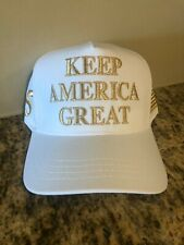 PRESIDENT DONALD TRUMP OFFICIAL GOLD KAG KEEP AMERICA GREAT MAGA HAT SOLD OUT