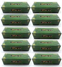 10 Boxes Zen Smoke Menthol King Size Cigarette Filter Tubes 2,000 Tubes 3132-10