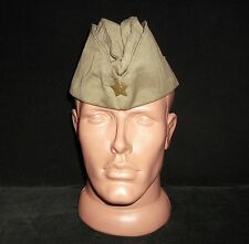 Forage-Cap-Field  Soldier Combined Military Soviet Army Original Military s55