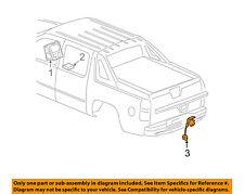 GM OEM Rear View-Backup Back Up Camera 20985078