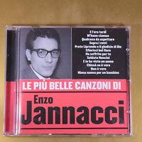LE PIU' BELLE CANZONI DI ENZO JANNACCI - 2005 WARNER - OTTIMO CD [AP-051]