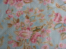Wellesley Collection by Ro Gregg Floral in Blue 100% Cotton Northcott Fabric