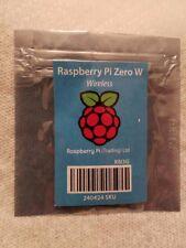 NEW Raspberry Pi Zero W Wireless *FREE SHIPPING*