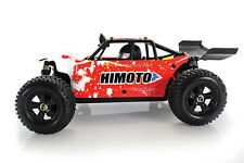 BUGGY BARREN DESERT ELETTRICO RC-370 RADIO 2.4GHZ 1/18 RTR 4WD HIMOTO E18DB