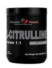 Citrulline Malate - 200 grams