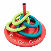 TRC Recreation Ring Toss Game Swimming Pool Toys River Lake Floating Water Toys*