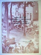 histoire Aubel agriculture commerce artisanat Herve Hombourg cartes postales