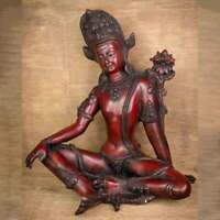 Indra Statue - Red