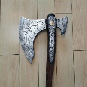 Hand Forged Viking Style Tomahawk Outdoor Ghost Axe Tatctical Camping axe