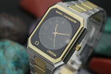 C. 1977 OMEGA Constellation Quartz Chronometer Cal. 1343 14K Gold & Steel Watch