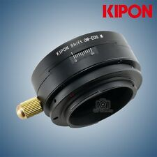 New Kipon Shift Adapter for Olympus OM Mount Lens to Canon EOS-M EOS M camera