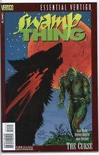 Essential Vertigo Swamp Thing 1997 series # 21 near mint comic book