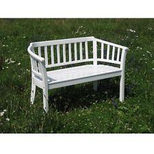 Gartenbank Holz 2 Sitzer Günstig Kaufen Ebay