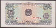 TWN - VIETNAM 79a - 5 Hao 1976 AU/UNC Various Prefixes