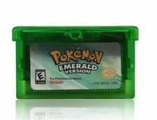 Pokemon Emerald, Sapphire, Ruby, Leaf Green, Fire Red  GBA Games Tested