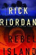 A Tres Navarre Mystery: Rebel Island No. 7 by Rick Riordan (2007, Hardcover)