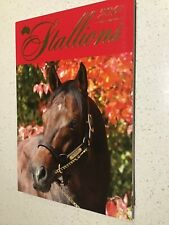 AUSTRALIAN STALLIONS BOOK,OFFICIAL COMPLETE, THOROUGHBRED, SIRES,DARLEY, arrowfi