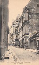 LOCHES 110 l'hôtel de la chancellerie rue du château