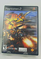 Jak X: Combat Racing (Sony PlayStation 2, 2006) Complete