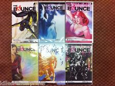 The Bounce #1-6 Comic Book Set Image 2013