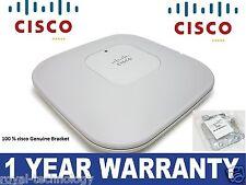 Cisco Aironet air-lap1142n-e-k9 802.11 N 2.0 Dual Band Access point AP + STAFFA