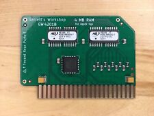 "Apple IIgs 4 Mbyte RAM Expansion - New 2019 Production ""GW4201B"" Low-Power"