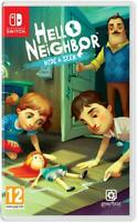 NEW & SEALED! Hello Neighbor Hide and Seek Nintendo Switch Game