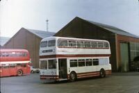 PHOTO Standerwick Leyland PDR1/1 32 VFR374 at Blackpool in 1971