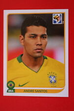 Panini SOUTH AFRICA 2010 494 BRASIL ANDRE SANTOS TOPMINT!!