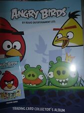 Angry Birds/concentre carpeta (Book)/trading card Collector 's album/nuevo embalaje original