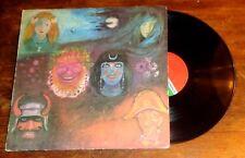 King Crimson record album In The Wake Of Posidon