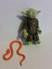 1980 Star Wars Vintage Figure : Yoda w/ Orange Snake Only