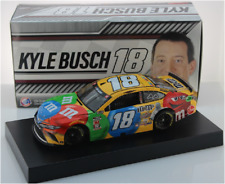 NEW NASCAR 2020 KYLE BUSCH #18 M&MS CANDY 1/24 CAR