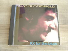 blues rock CD chicago MIKE BLOOMFIELD * NEAR MINT * RX For The butterfield band