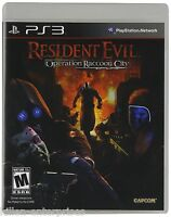 Resident Evil: Operation Raccoon City (Playstation 3) PS3