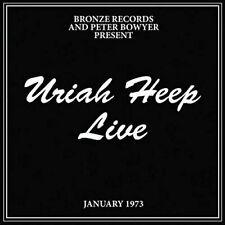 Live [2 LP] by Uriah Heep (Vinyl, Sep-2015, Sanctuary (USA))