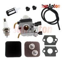 Carburetor For Stihl FS80R FS85R FS85T FS85RX HT70 HT75 Trimmer Air Filter Kit