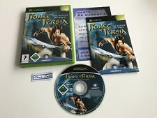 Prince Of Persia The Sands Of Time - Microsoft Xbox - PAL FR - Avec Notice