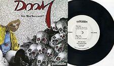 "Doom (Japan) - Go Mad Yourself! 7"" United Shellshock Gastunk Casbah Thrash Metal"