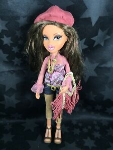 Bratz 2010 Doll - 10th Anniversary 10/10/10 Party - Articulated Yasmin