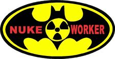 Nuke worker with bat and treyfold, N-51