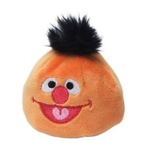 GUND Sesame Street Ernie Beanbag Soft Toy New With Tags 4048671