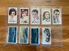Player%27s+Cigarettes+Film+Stars+Naval+Motor+Cars--Lot+of+9