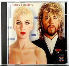 Eurythmics - Revenge 1986 RCA CD Album Made In Germany Excellent