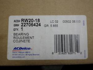 22706424 (RW20-18) - Hub & Bearing - GM ACDelco OE Service